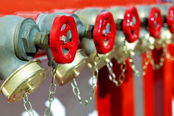 fire-valve
